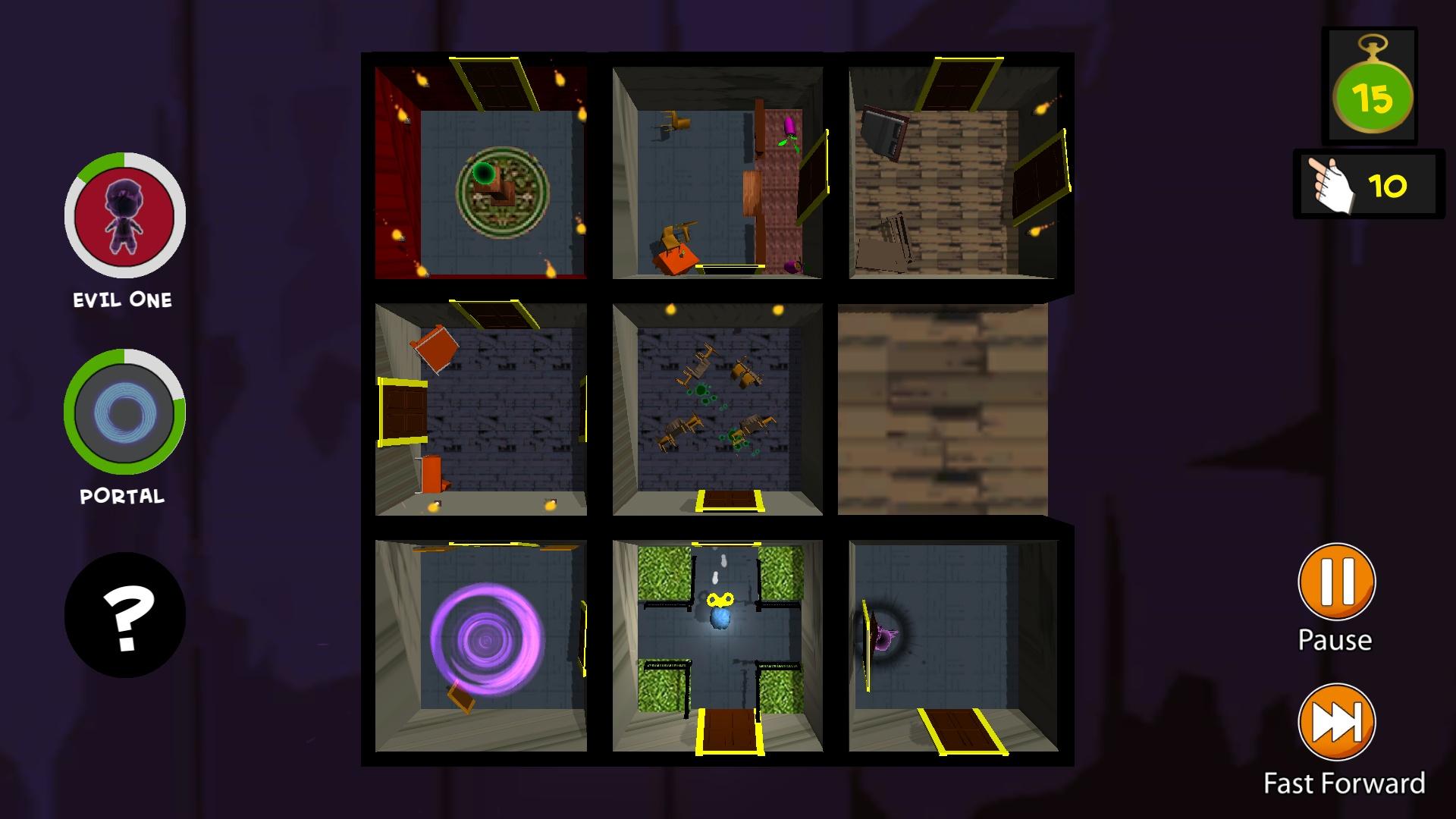 Poltergeist Mansion DigiPen Game Gallery - Mansion design games